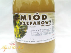 Rape honey 12 kg